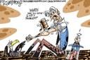 The oil spill's upshot