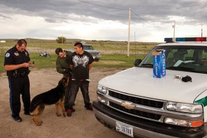 Crime crackdown in Indian Country