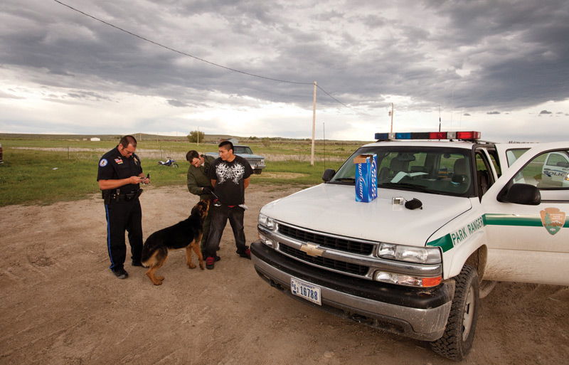 Crime Crackdown In Indian Country High Country News