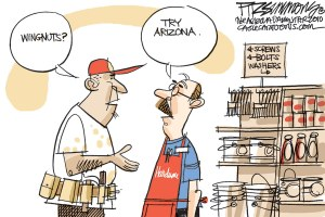 Arizona: Obama's curse?