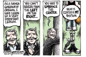 Oregon: Tea Party limbo