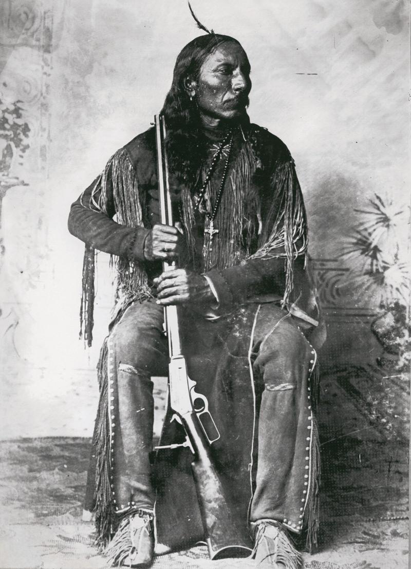 the comanche indians essay