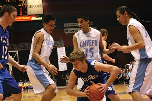 March Madness in Indian Country