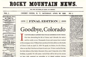 Goodbye, Rocky Mountain News; hello, Mrs. Li