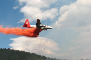 Fire fight: Forest Service explores chemical retardant hazards