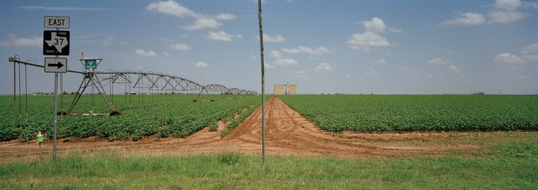 Cone Elevator and Center Pivot Irrigation, 2004