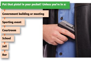 Can YOU carry a concealed weapon in Wyoming? A guide