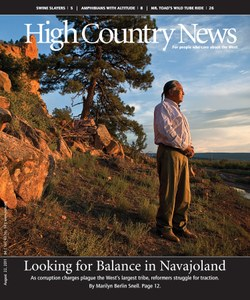 Looking for Balance in Navajoland