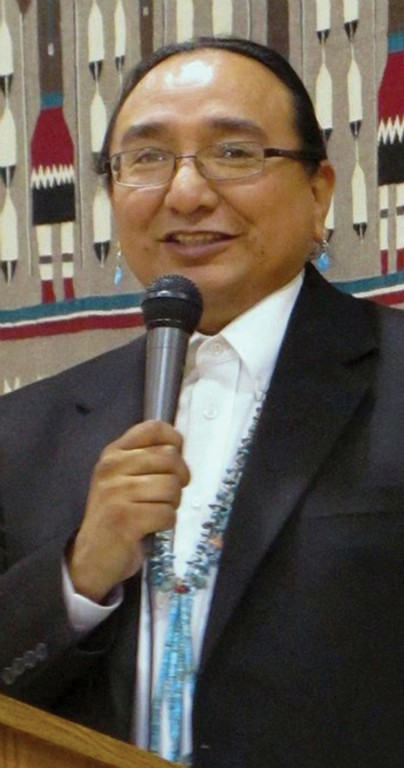 Vice President Rex Lee Jim was elected last November, despite being under investigation for theft of tribal funds. He later settled and repaid funds to the tribe.