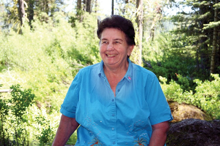 Beverly Benner Ogle believes her Maidu Indian people deserve the right to own and manage Humbug Valley, the last of their ancestral homelands unspoiled by development.