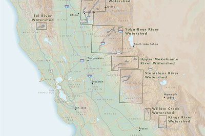 PG&E conservation lands