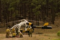 Lack of medical care on the firelines endangers firefighters