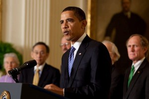 Obama message control blocks journalists covering the environment