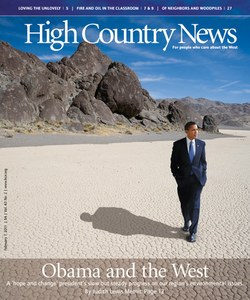 Obama and the West