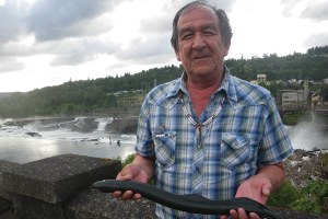 A Nez Perce elder spreads love for lamprey