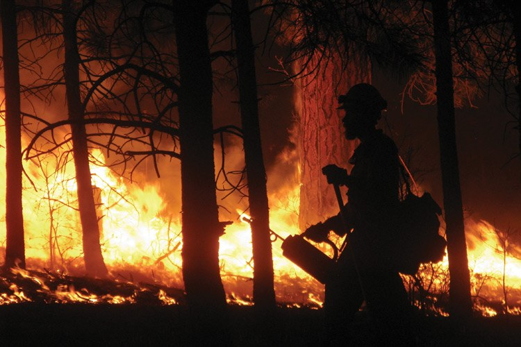 The Wallow Fire in eastern Arizona became the state's biggest wildfire ever