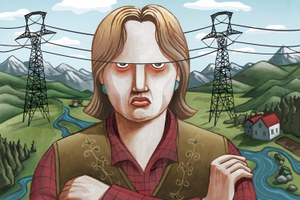 Montana transmission lines draw opposition from all sides