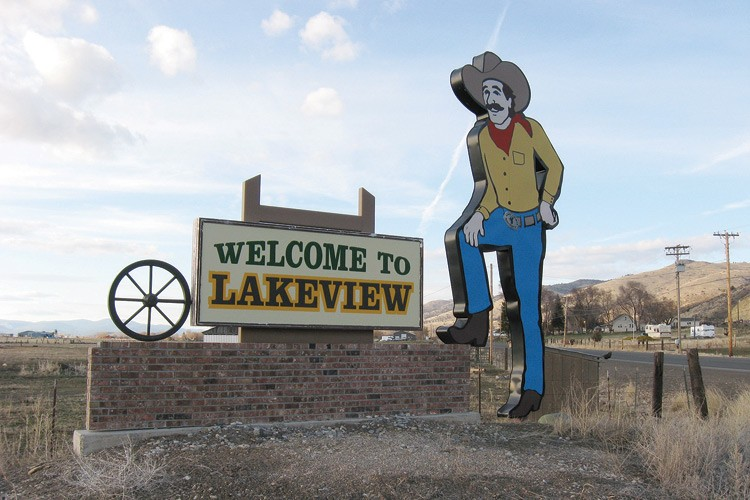 Lakeview, Oregon, a conservative former timber town, seems an unlikely place for a renewable energy boom.