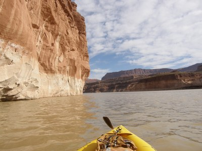 Explorer's notebook: Craig Childs on the Lower San Juan