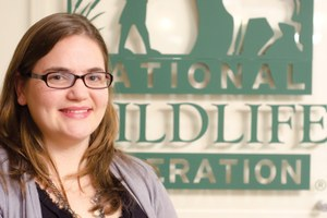 Profile: Corey Shott, National Wildlife Federation