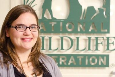 Profile: Corey Shott, National Wildlife Federation