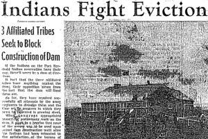 The Garrison Dam: a history