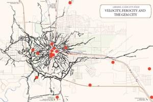 Velocity, Ferocity and the Gem City