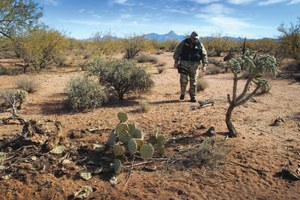 Shadow Wolves track down smugglers on the Arizona-Mexico border