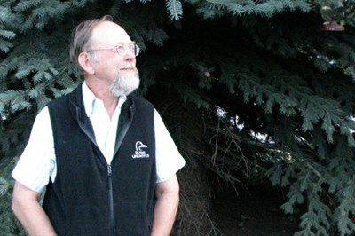 A former Green Mountain fire lookout tells his story