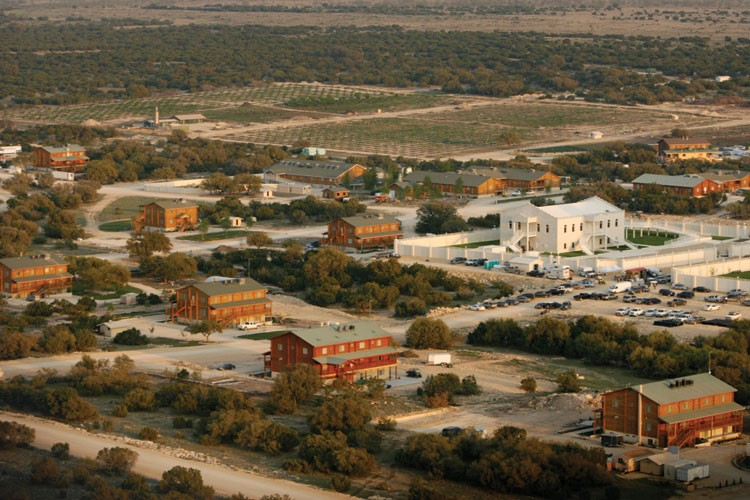 The FLDS' Yearning For Zion ranch compound, near Eldorado, Texas, was the scene of some of the polygamy-related crimes for which Warren Jeffs and other sect leaders were convicted.