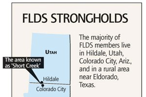 FLDS strongholds