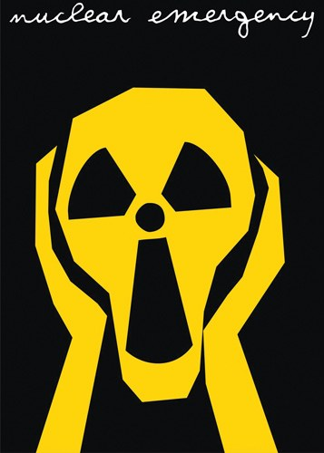 Logo used by activists working to close San Onofre Nuclear Generating Station permanently.
