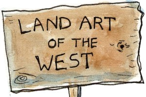 Land art of the West: An interactive map