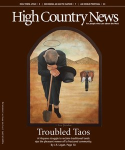 Troubled Taos