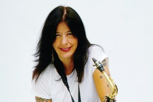 Already gone: a profile of Muscogee (Creek) poet Joy Harjo