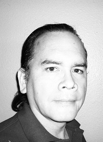 Native American author Eddie Chuculate