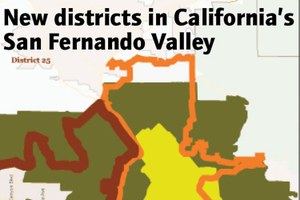 Redistricting pains in California and other states