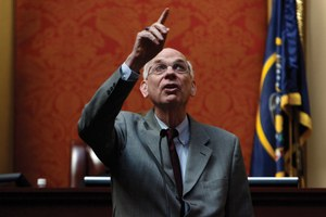Utah's Bob Bennett on the Tea Party, wilderness and life after Congress