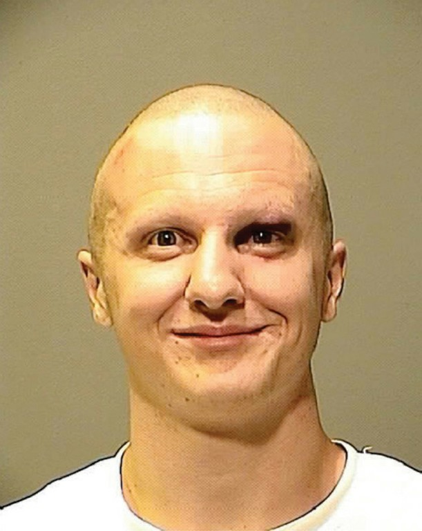 Jared Lee Loughner, in a photo distributed by the Pima County Sheriff's Office after his arrest in the Tucson shooting spree.