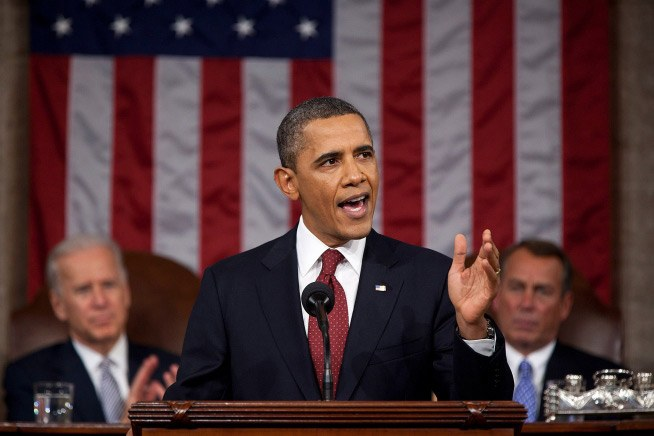 President Barack Obama made natural gas the cornerstone of his national energy strategy in his State of the Union speech.