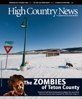 The Zombies of Teton County
