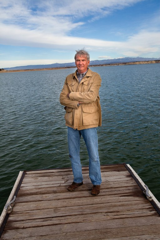 Jay Winner, general manager of the Lower Arkansas Valley Water Conservancy District. Rawlings pushed for the creation of the district, but then became critical of its efforts to help farmers negotiate strategic deals with thirsty cities.