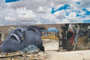 Street artist Jetsonorama tries a new kind of healing in Navajoland