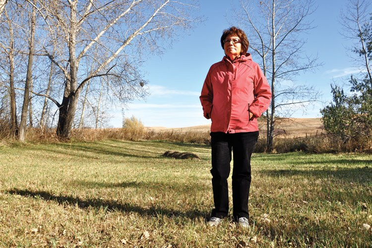 """Nobody knew there were billions of dollars in value under Fort Berthold,"" says Theodora Bird Bear, a tribal member and land and mineral-rights owner. ""How do you believe that if you've been poor all your life?"""