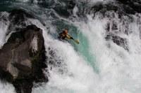 Kayaking memories on the White Salmon River