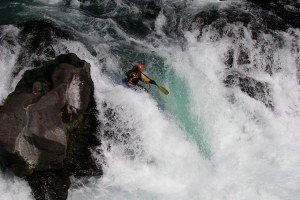 Kayaking memories on the White Salmon River
