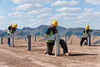 Can solar produce long-lasting jobs?