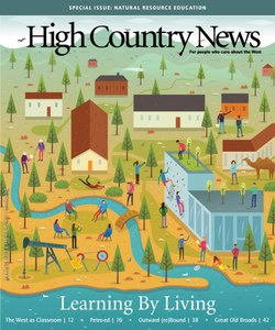 Special issue: Natural resources education