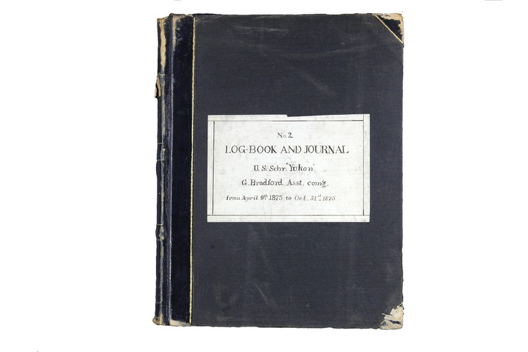 The Yukon 's logbook includes a wealth of weather-related data recorded during its travels in the Artic during the late 19th century.