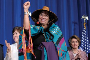 Is the Violence Against Women Act a chance for tribes to reinforce their sovereignty?